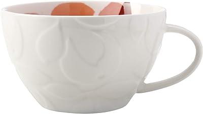 Maxwell & Williams Andalusia Jumbo Mug 540ML Fruit Apricot
