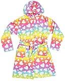 Just Love Hooded Plush Fleece Robe for Girls...
