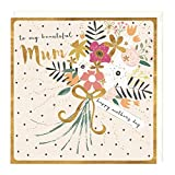 Whistlefish Mother's Day Card - to My Beautiful Mum