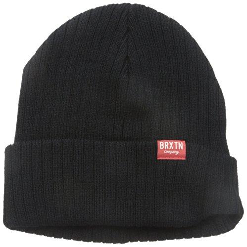 Brixton Beanie Hoover, Black, One Size