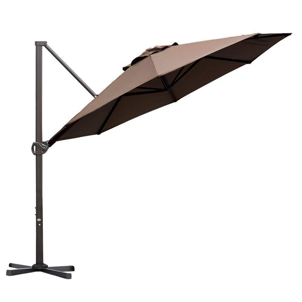 Abba Patio Cantilever Umbrella 11 Feet