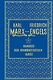 Manifest der Kommunistischen Partei: Leinen mit Goldprägung