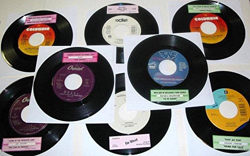 ALICE COOPER 45 RPM IT Rained All Night / Hey Stoopid