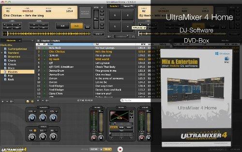 UltraMixer 4 Home für Windows & Mac (DJ-Software)