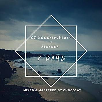 7 Days (feat. Alxndra)