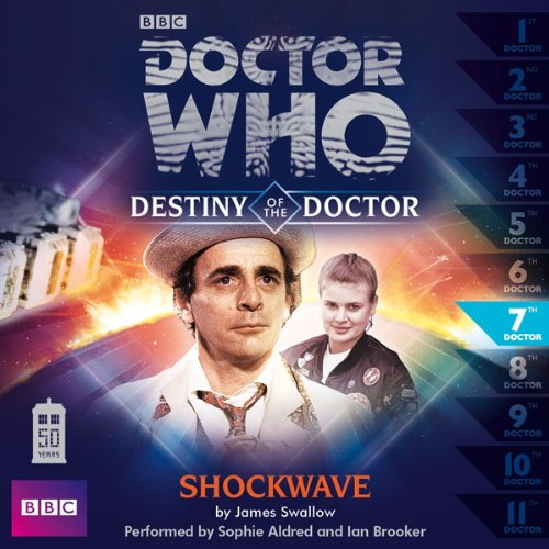 Doctor Who Audio Adventures (Sampler Album) cover art