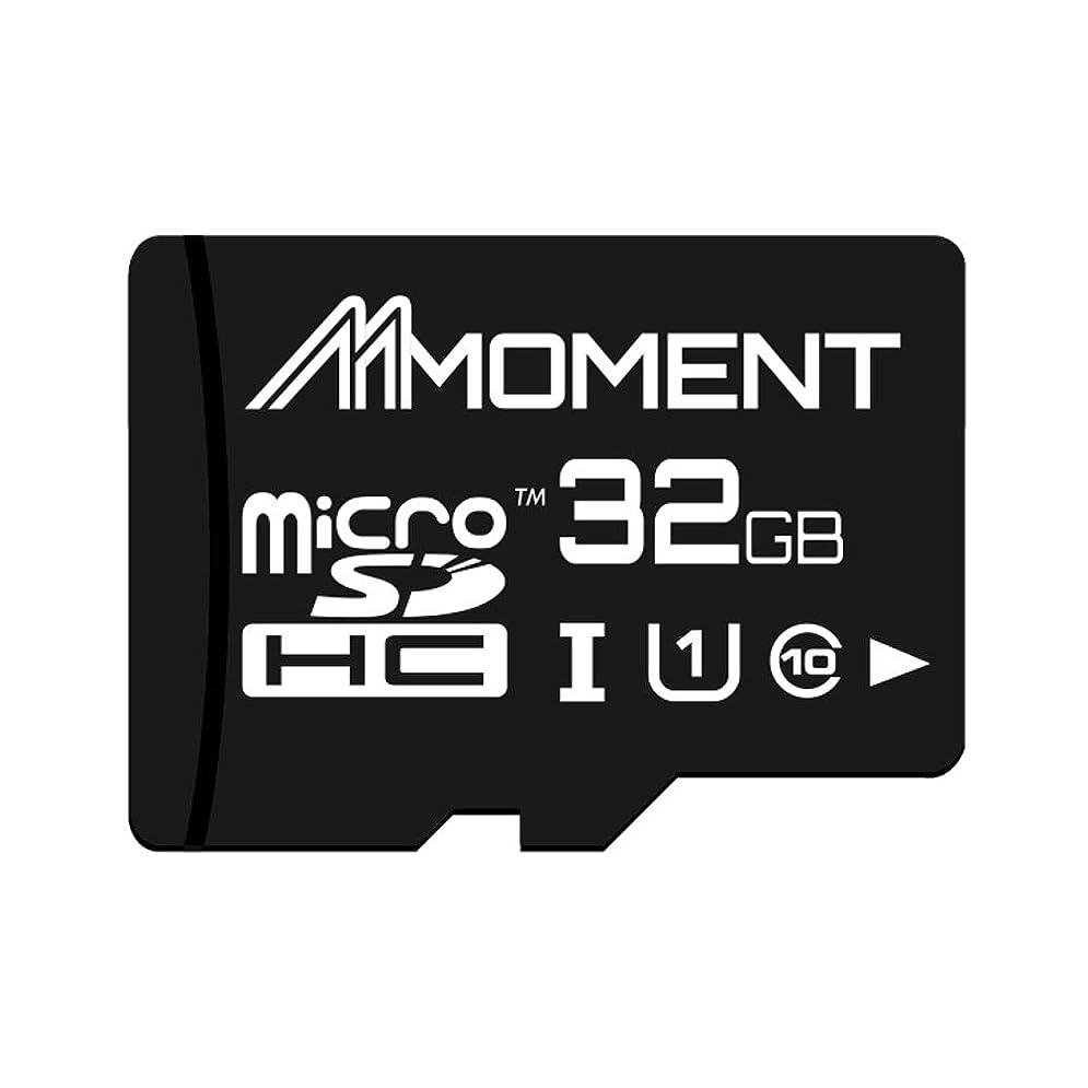 制限読書診療所【Amazon.co.jp 限定】MOMENT microSDHCカード 32GB Class10 UHS-I対応 (U1) 最大読出速度85MB/s 永久保証