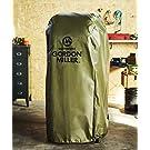 GORDON MILLER タイヤラックカバー Mサイズ 保管 収納 厚生地 丈夫 耐候性 撥水 OD オリーブドラブ カーキ 1528033