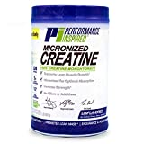 Performance Inspired Nutrition Pure 5g of Micronized - Supports Muscle Strength & Growth - Recovery - Endurance - Unflavored Creatine Monohydrate – BIG 100 Servings
