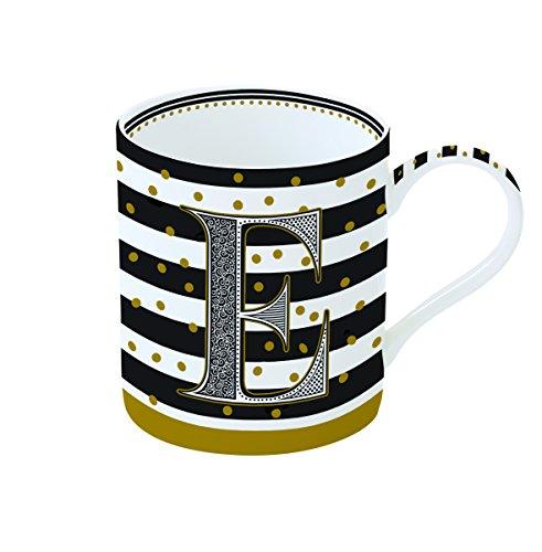 Jd Diffusion 282lete–Set con Tazza e Ceramica Multicolore 13,8x 13x 10,2cm