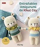 Entrañables Amigurumi de Khuc Cay: 15 proyectos de muñecos de ganchillo
