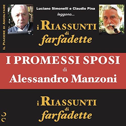 I promessi sposi di Alessandro Manzoni copertina