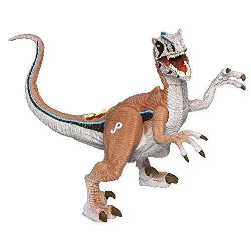 Jurassic Park Dino Growlers Velociraptor Figure