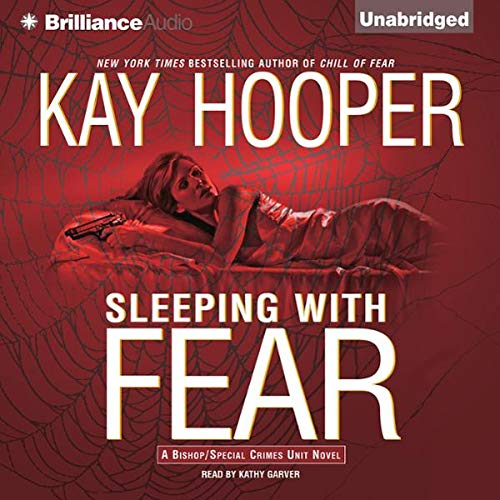 Sleeping with Fear audiobook cover art