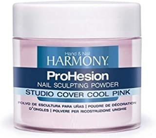 Gelish Studio Cover Cool Pink Prohesion Sculpting Powder, 3.7 Fluid Ounce