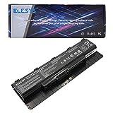 BLESYS Compatible con batería de portátil ASUS A31-N56 A32-N56 A33-N56 Encaja ASUS N56 N56DP N56DY N56JK N56JN N56JR-S4080H N56L82H N56V N56VJ N56VJ N56VV N56VV N56VV Bateria de Notebook