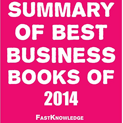 Summary of Best Business Books of 2014 audiobook cover art