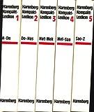 Harenberg Kompaktlexikon in 5 Bänden