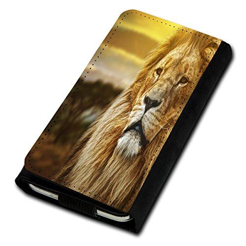 sw-mobile-shop Book Style Flip Handy Tasche Case Schutz Hülle Foto Schale Motiv Etui für Medion Life E5001 - Flip U5 Design7
