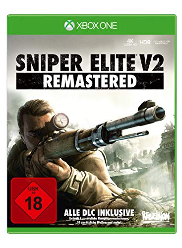 Sniper Elite V2 Remastered - [Xbox One]