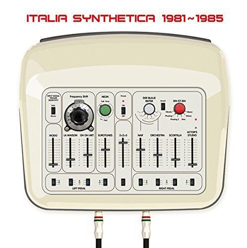 Italia Synthetica 1981-1985 (Lp+Cd)