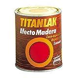 Industrias Titan. S.L 24280834 - Laca satinada poliu. 750 ml sapel ef.mad titan titanlak
