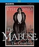 Dr. Mabuse: The Gambler [Blu-ray]