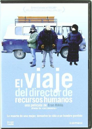 El viaje del director de Recursos Humanos [DVD]