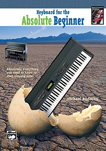 Keyboard for the Absolute Beginner with Michel Rodman [Instant Access]