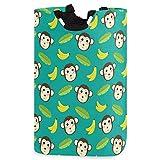 visesunny Cute Monkey and Banana Animal Large...
