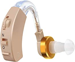 King Health Hearing Amplifiers Aids Personal Sound Amplifier Small Digital Device for Adults Men & Women