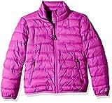 Starter Girls' Packable Puffer Jacket, Amazon Exclusive, Pro Purple, M