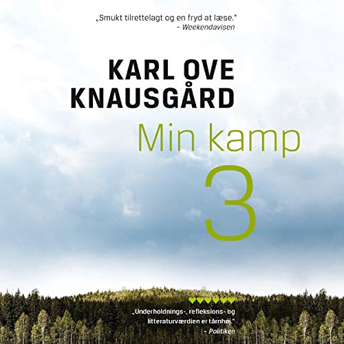 Min kamp 3 audiobook cover art