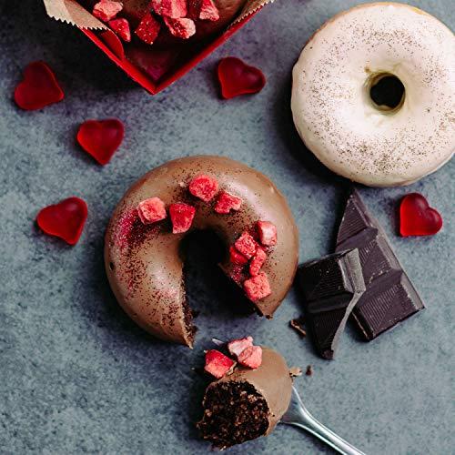 2er Box Donuts Gemischt (Vanille und Schoko) von Soulfood LowCarberia