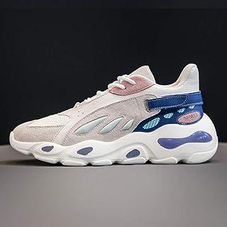 XL_nsxiezi Señoras Creativas Solos Zapatos Casuales Zapatillas Transpirables Zapatillas de Deporte