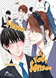I hate you, Sensei - Livre (Manga) - Yaoi - Hana Collection