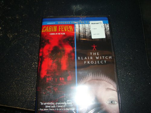 Cabin Fever & Blair Witch Project Double Feature
