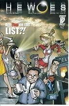 Hewoes #1 (Satire of NBC's Heroes - Parody Press Comics)