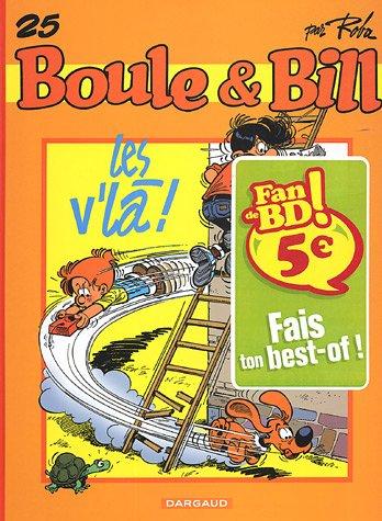 Boule et Bill, tome 25 : Les V'là !