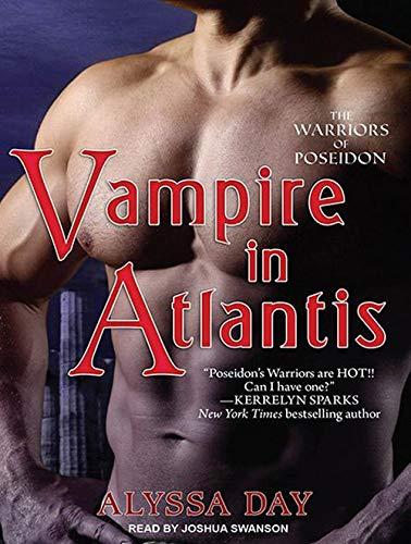 Vampire in Atlantis (Warriors of Poseidon, Band 7)