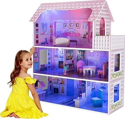 HEXA -  LED Puppenhaus aus