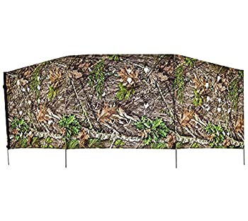 Ameristep 4 Spur Blind| Compact Run and Gun Blind Mossy Oak Obsession One Size