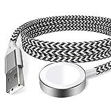 DIANOU Chargeur pour iWatch, Câble de Charge magnétique pour Apple Watch Series 6/SE/5/4/3/2/1,...
