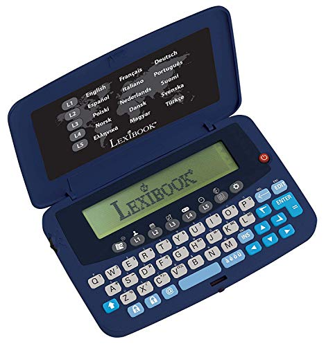 Lexibook NTL1570 European 15-Language Translator