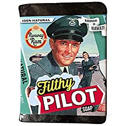 gifts for pilots ~ soap bar