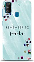 PRINT STATION Printed Back Case Cover for Samsung Galaxy M30s - 6642