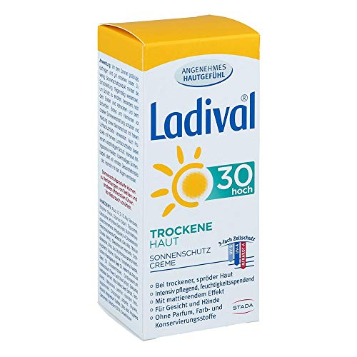 Ladival trockene Haut Creme Lsf 30 50 ml