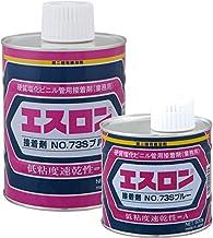 積水化学工業 ビニール用接着剤 エスロン No.73Sブルー 1kg