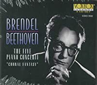 Brendel/ Beethoven The Five Pinao Concertos