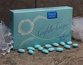 Crispo Confetti Blue Trinacria Fine - Jordan Almonds Blue 1000g Made in Italy